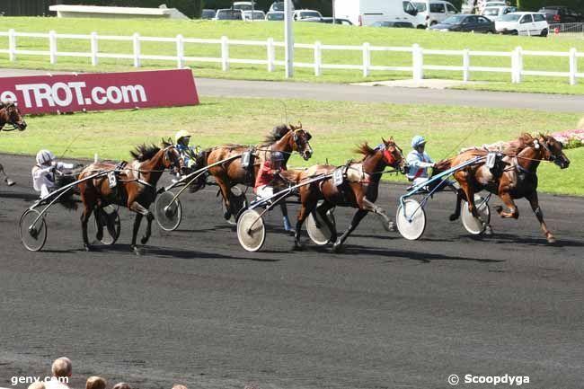 résultat de samedi 29 aout 2015  à vincennes 14 7 15 12 5