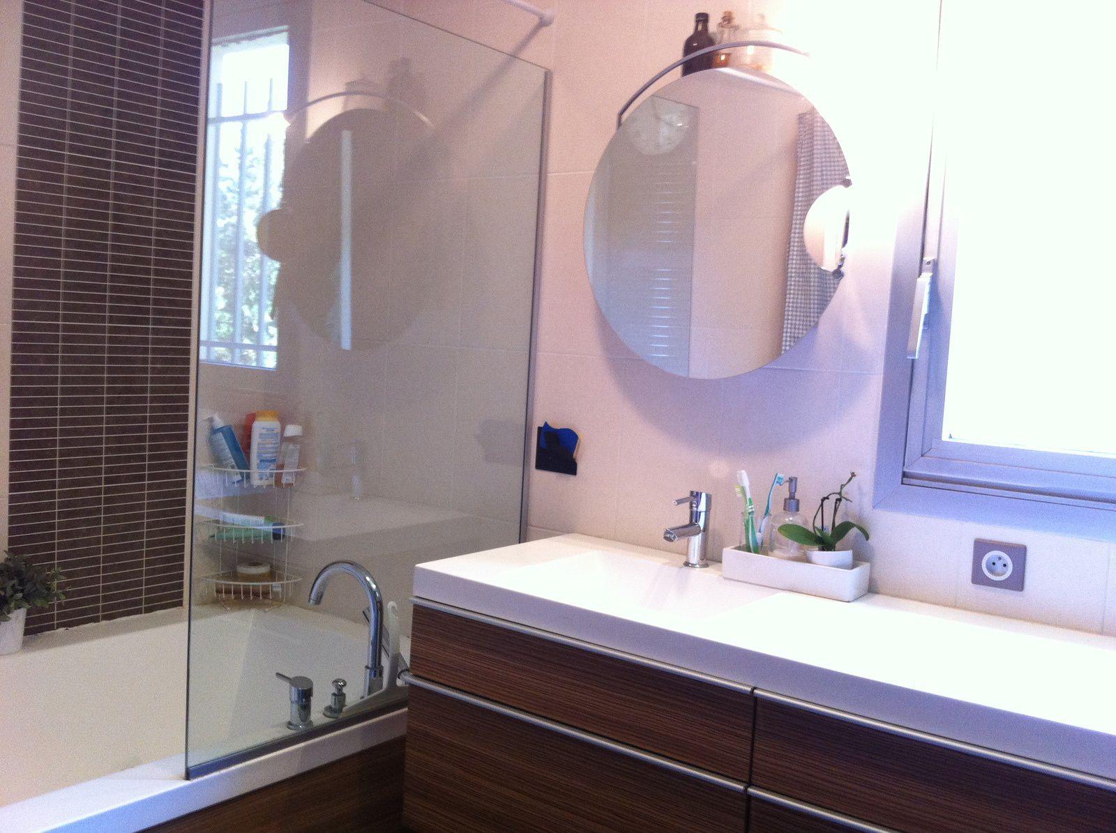 la Salle de bain: lumineuse et confortable - un appartement ...