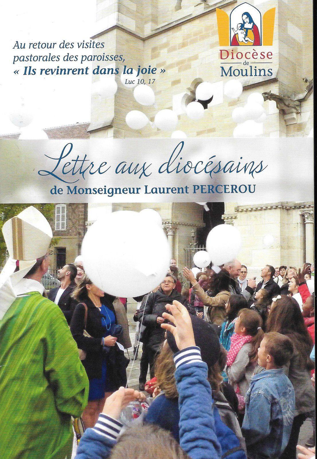 Mgr Pecerou a écrit une lettre eux diocésains