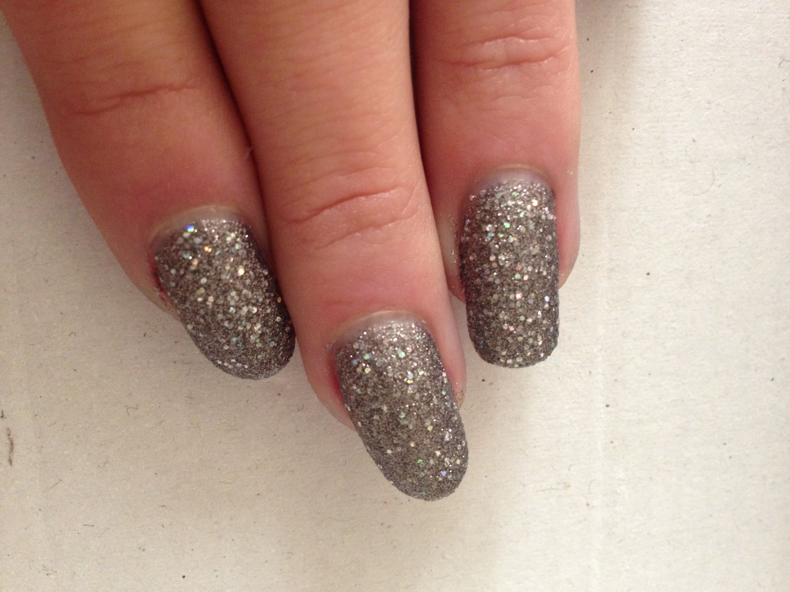 Nails Inc - Sloane Square + Nail art