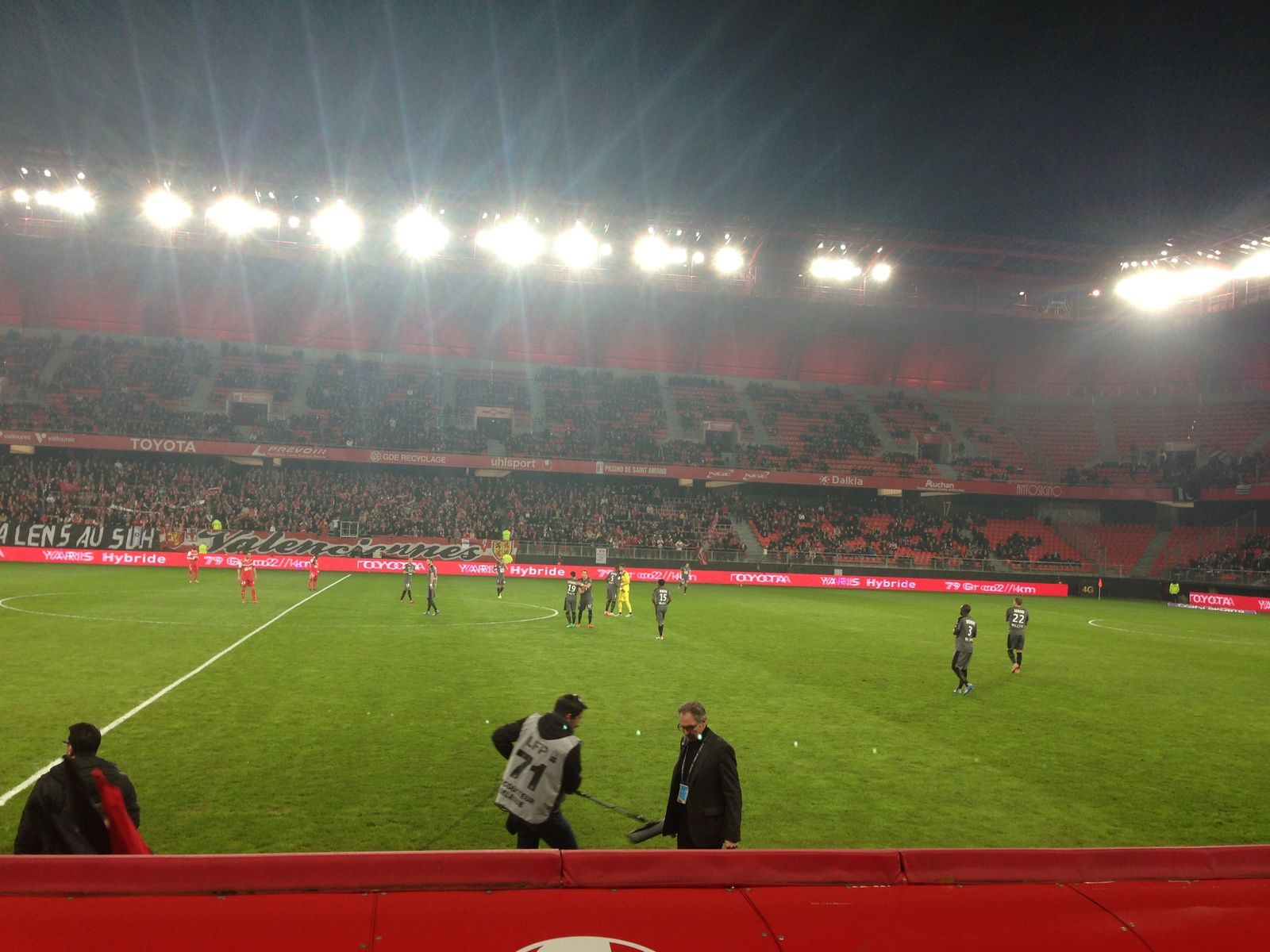 VAFC - Stade Rennais