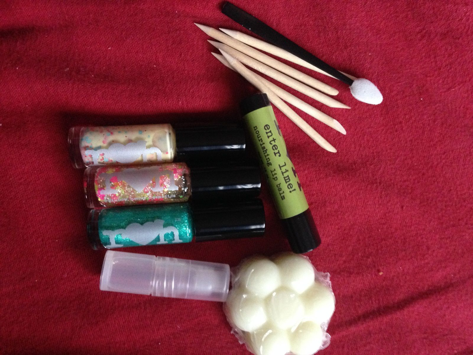 Parlons Vernis &amp&#x3B; Co + Mystery bag