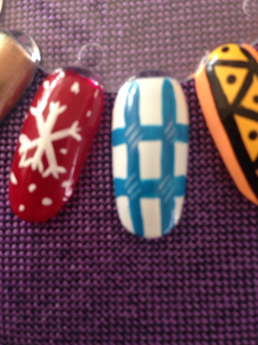 Mes roues d'ongles 2