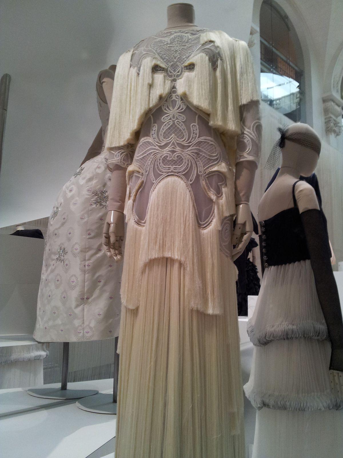 Fashion Fashion Forward, 3 siècles de mode. Musée des Arts décoratifs