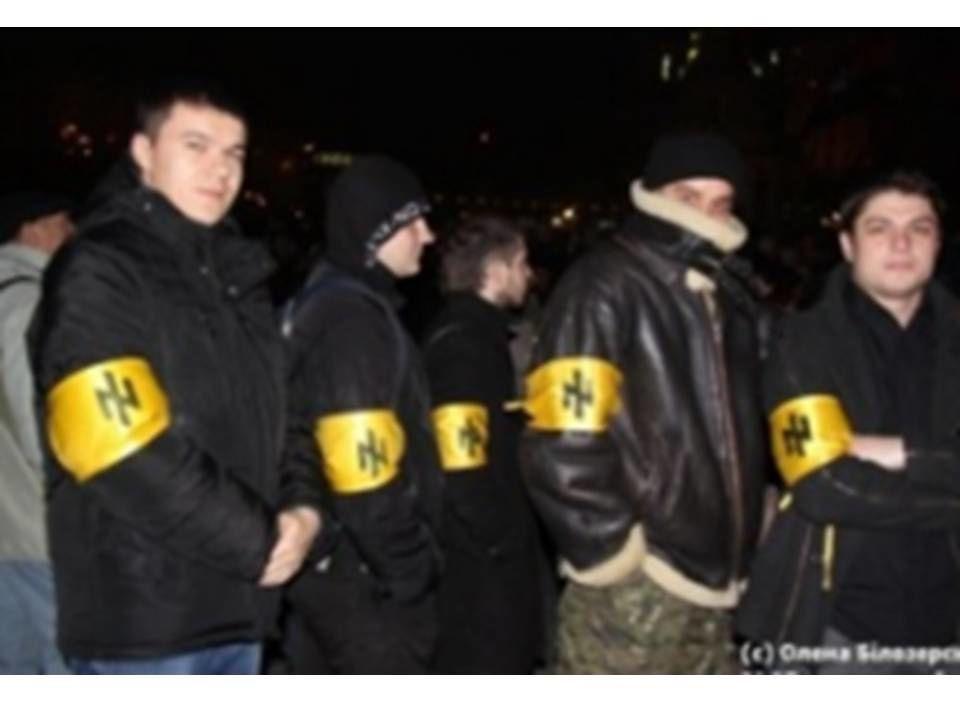 États-Unis et UE s'allient aux fascistes ukrainiens (Counter Punch)
