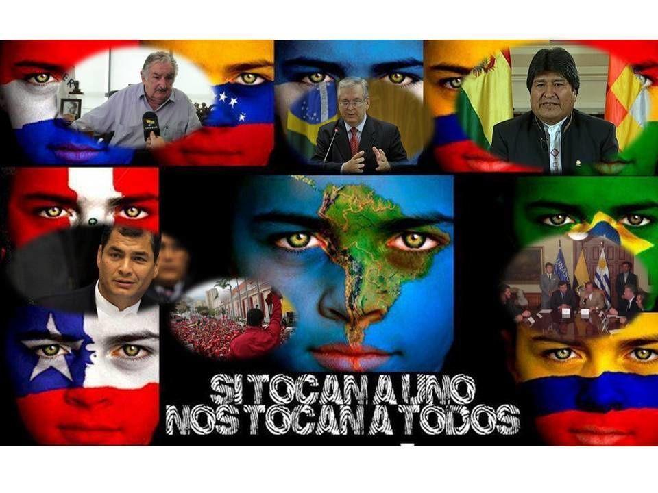 Venezuela: COMMUNIQUE DE L'ALBA-TCP - Les USA dans la tourmente !