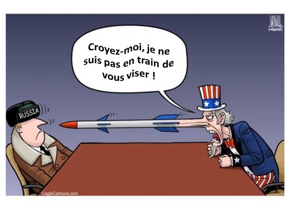 Sergueï Lavrov : « La vérité doit être révélée »