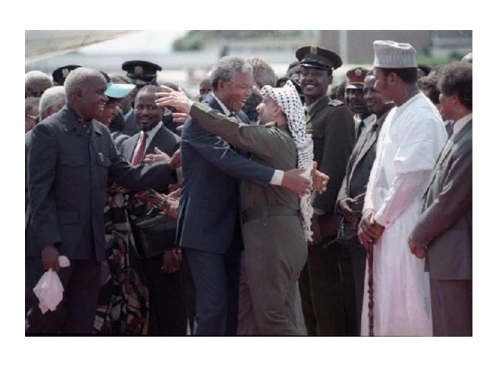 Deux absences remarquées aux funérailles de Nelson Mandela