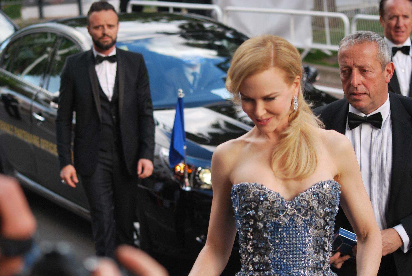 Cannes ... premières montées des marches