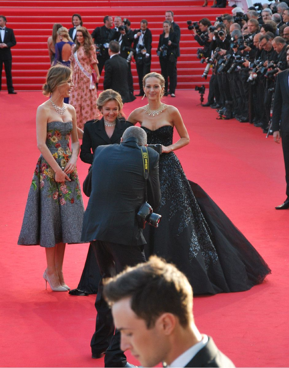 CANNES 24 MARCHES CELEBRES