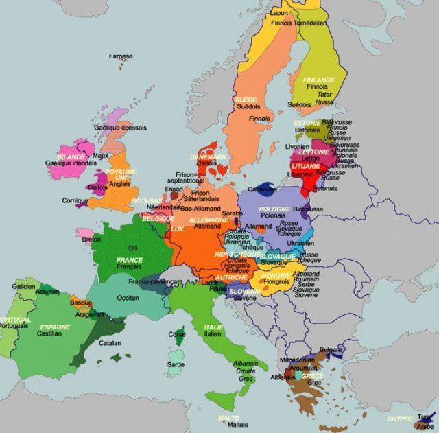 Pétition nationale contre la Charte européenne des langues régionales et minoritaires