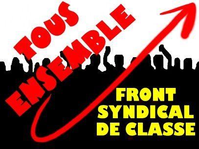 Lettre ouverte aux militants syndicaux et aux travailleurs