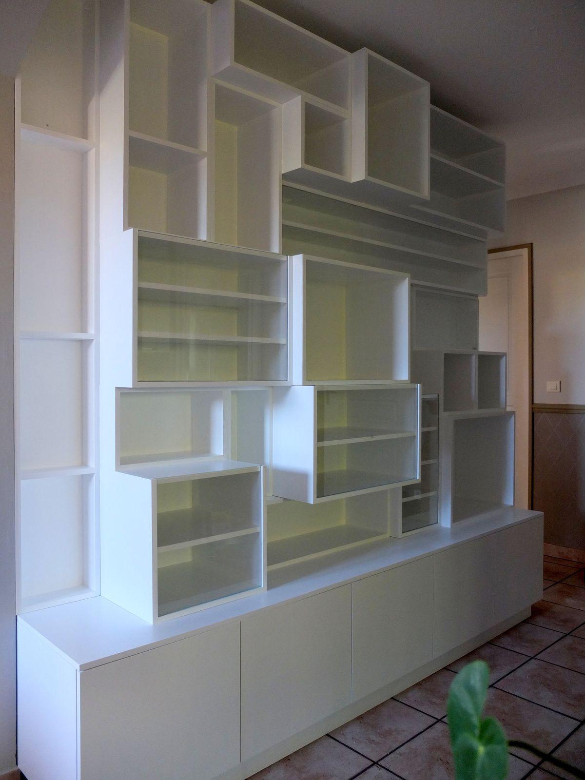 Un cabinet de curiosit s sur mesure miki kaya - Meuble cabinet de curiosite ...