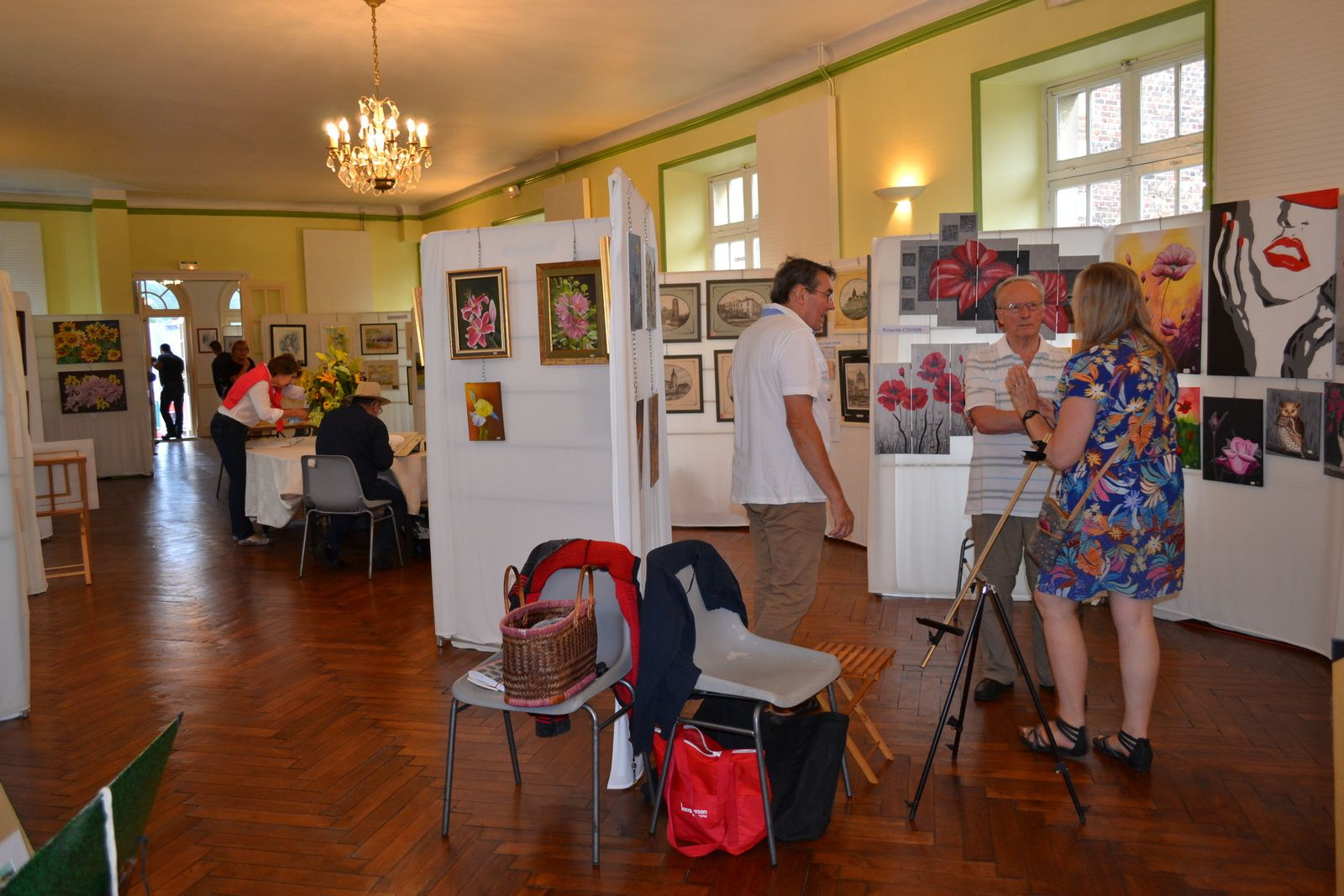 Expo de Mons en Laonnois