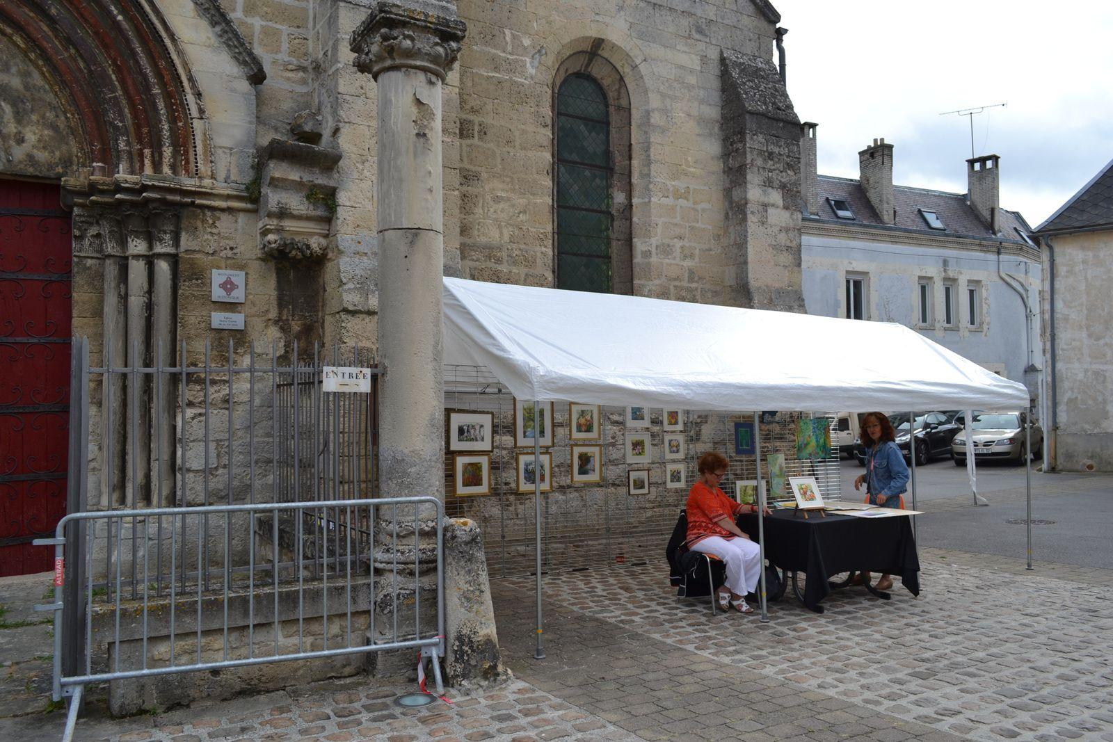 Le village de l'aquarelle 19ième année