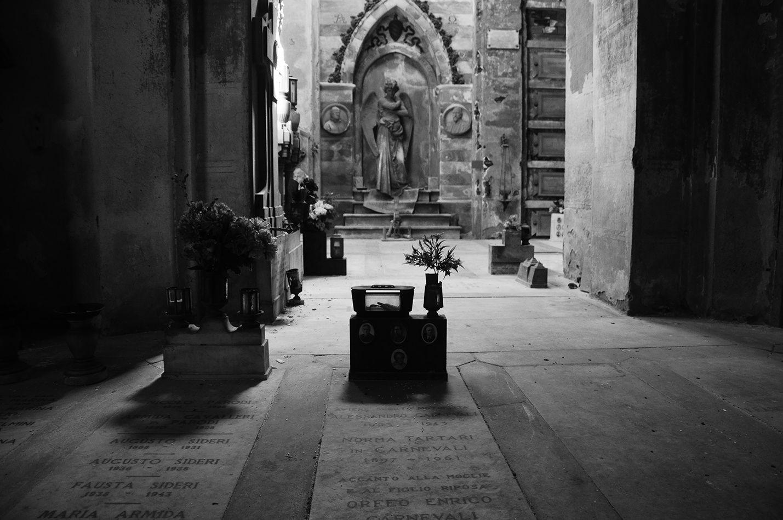 Gênes, cimitero monumentale di Staglieno