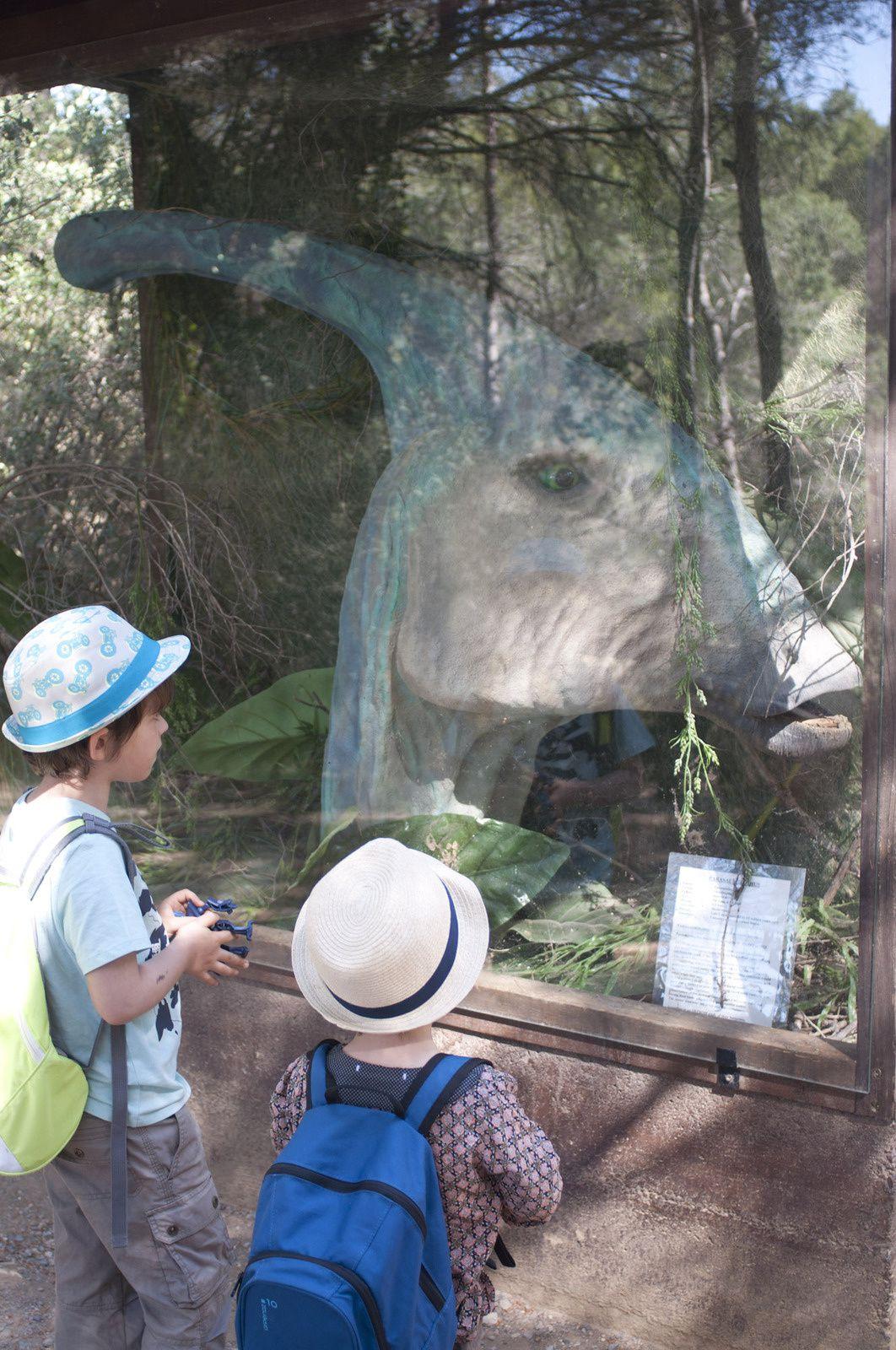 Parc des dinosaures