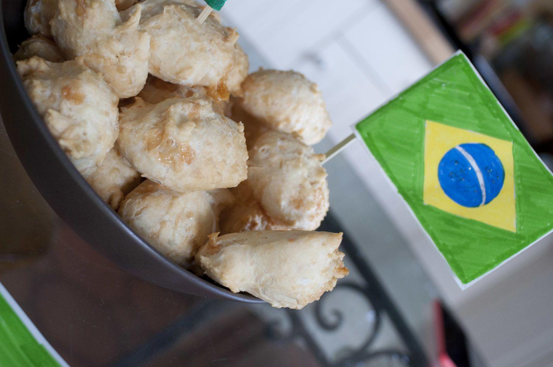 Visiter le monde dans nos assiettes - Brazil!!