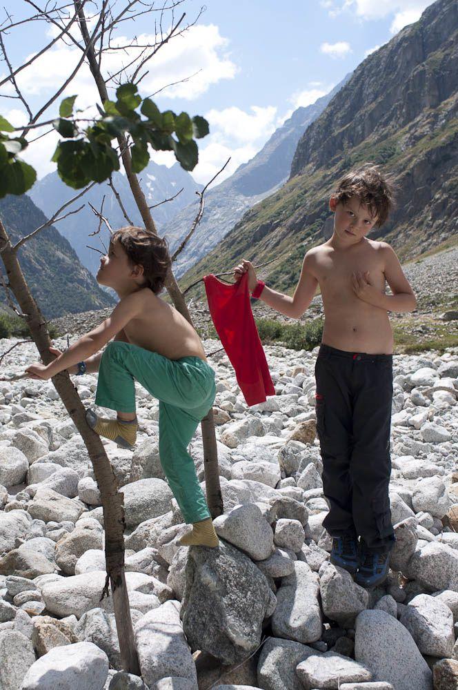 Vacances j'oublie tout 2/3 - Alpes