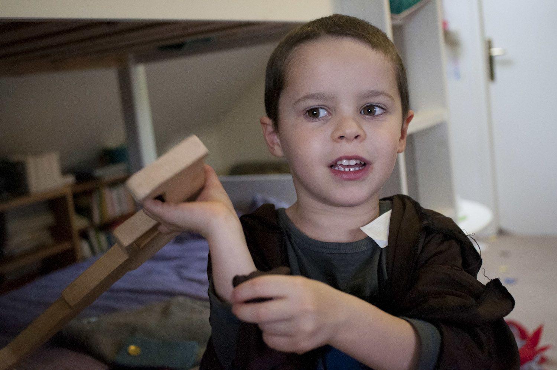 Joseph, 5 ans