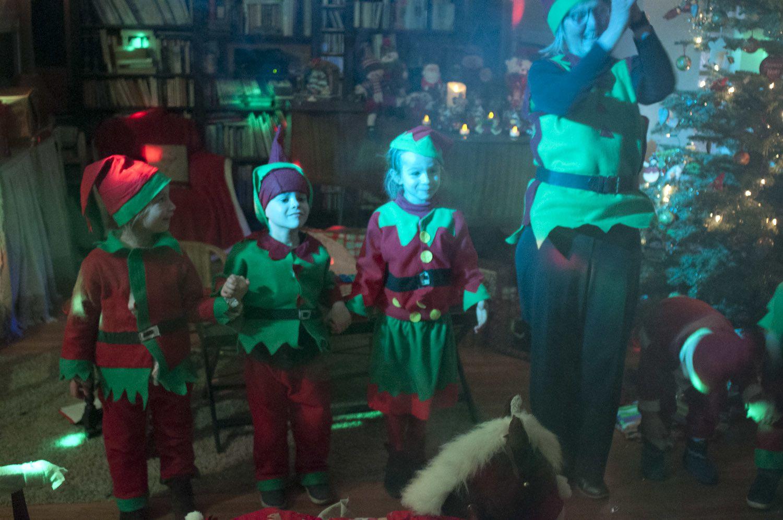 Quand Noël approche : le spectacle de Jo