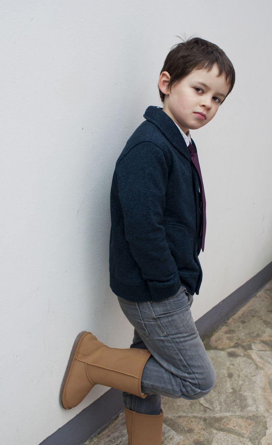 Le jeune homme à la cravate