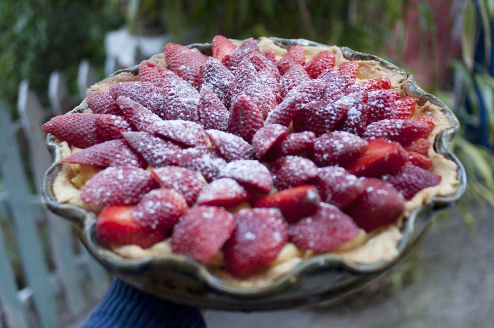 Vous prendrez bien quelques fraises