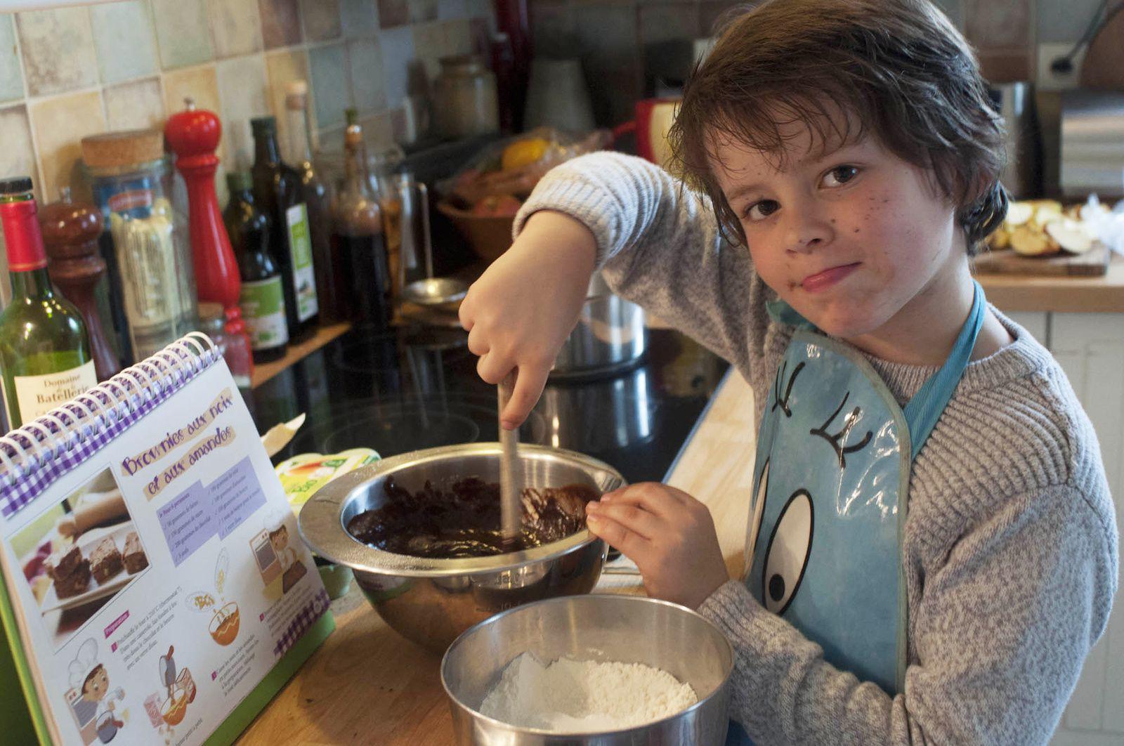 Brownie, façon Simon