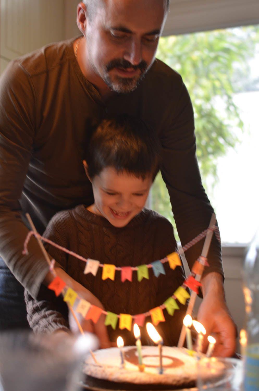 Les 6 ans de Joseph