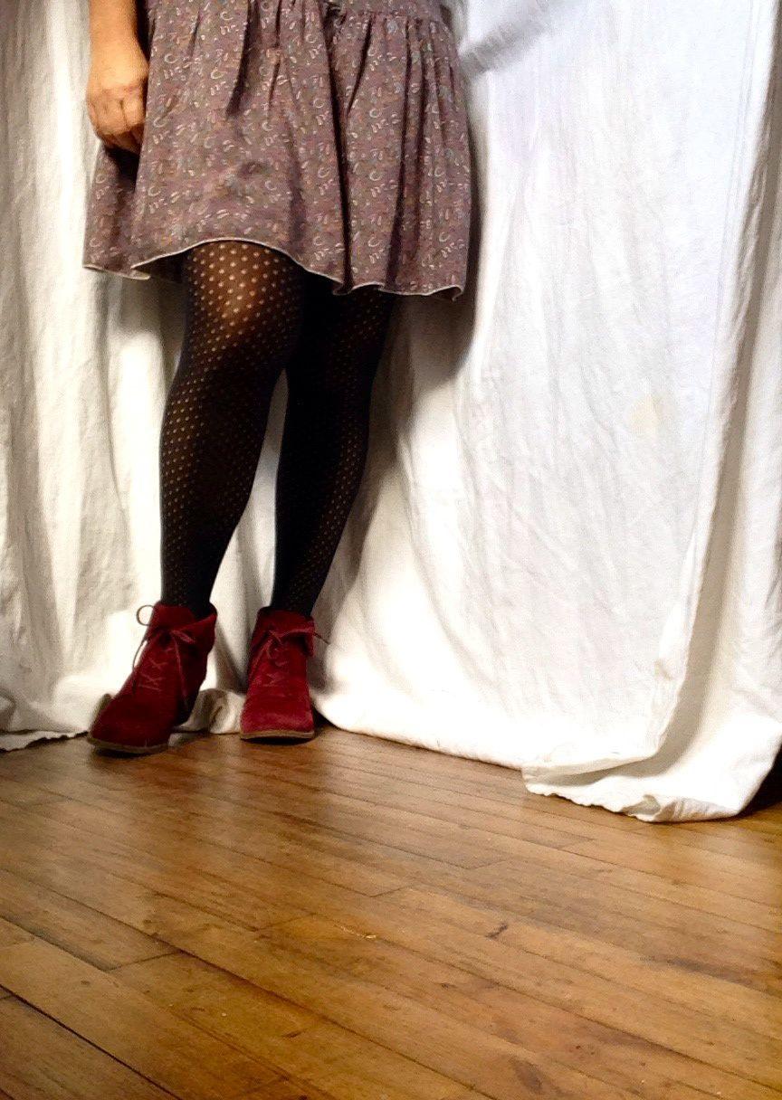 robe vivianne Rébublique du Chiffon