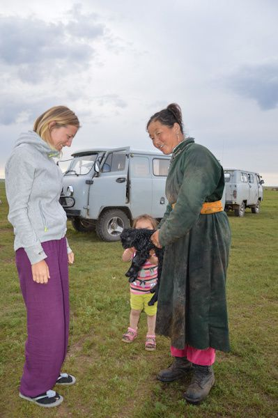 Roadtrip en Mongolie: Rendez-vous en terre.. nomade!