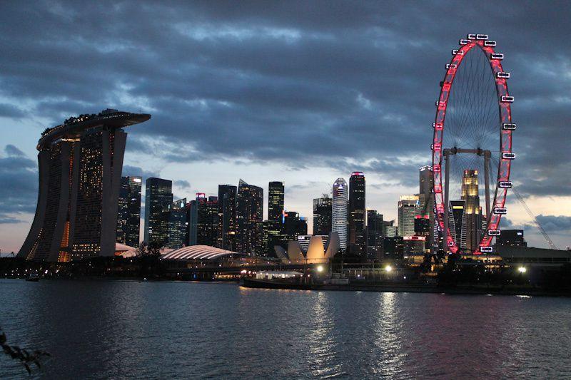 Singapour et ses rooftops
