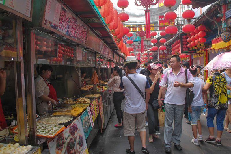 Pékin: Visite du Palais d'Eté & nombreuses découvertes culinaires!