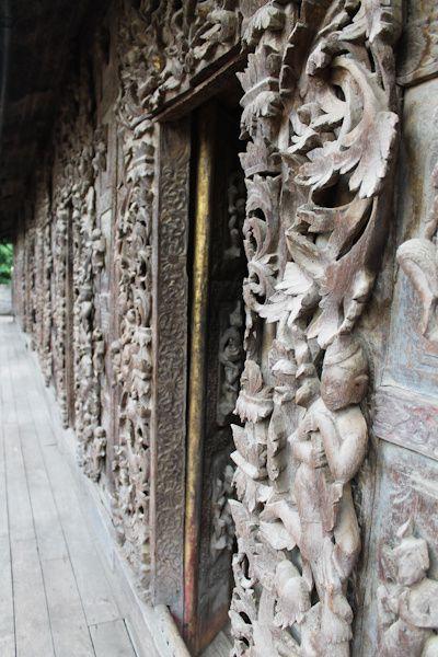Birmanie: La région de Mandalay & Amarapura