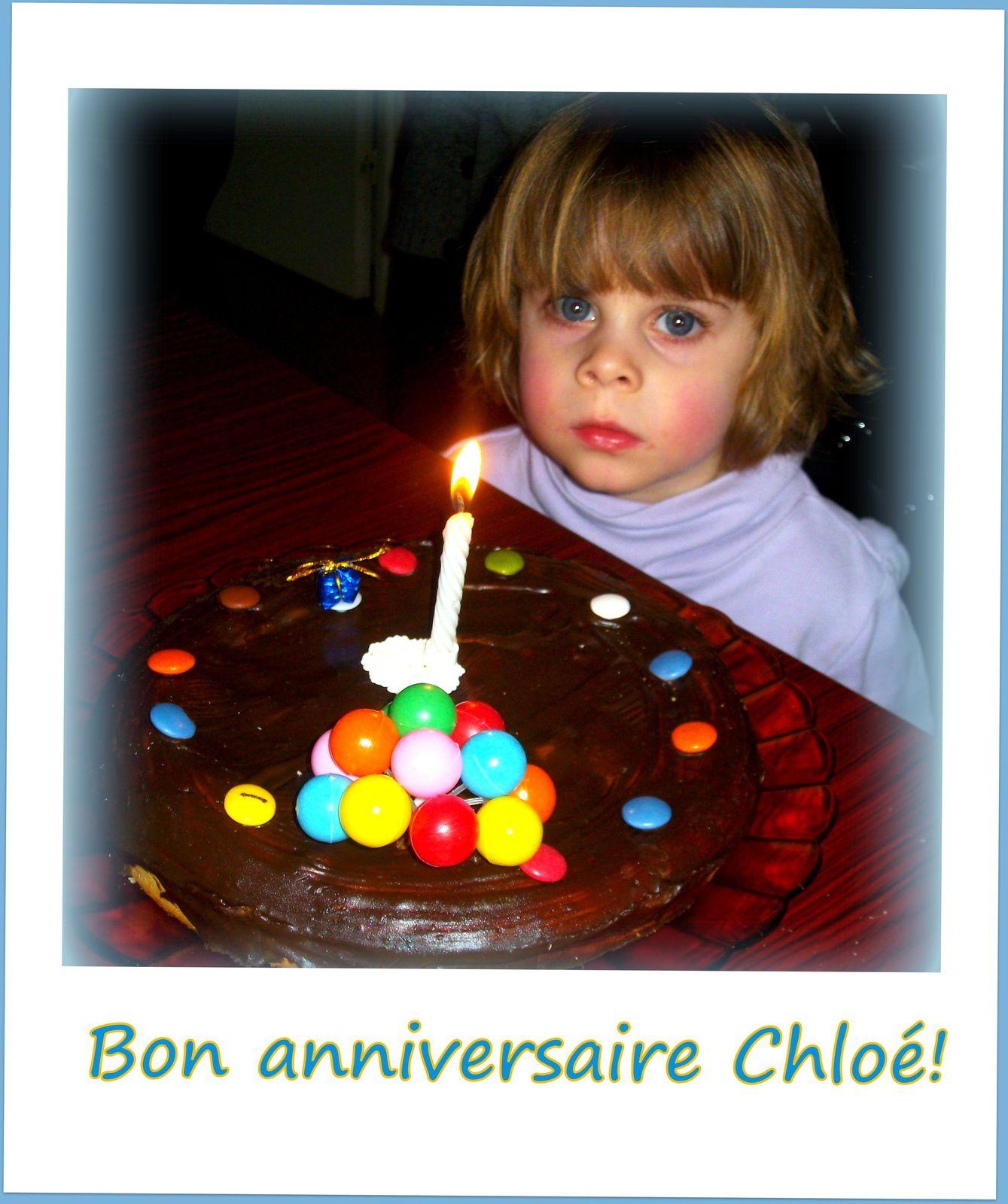 Bon anniversaire Boudini! =)