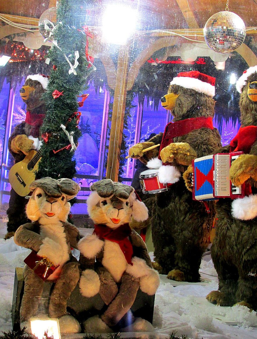 o/' We wish you a Merry Christmas and a Happy New Year! o/'