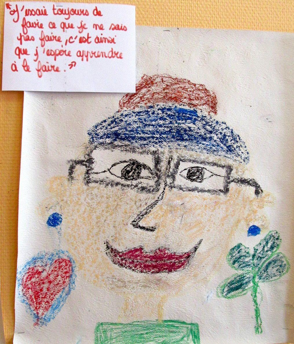 ~ Une citation, un gribouillis ~ 1. Où Picasso inspira sa personne auprès d'une autre 2. Où AnB cite et illustre un certain Pablo PICASSO