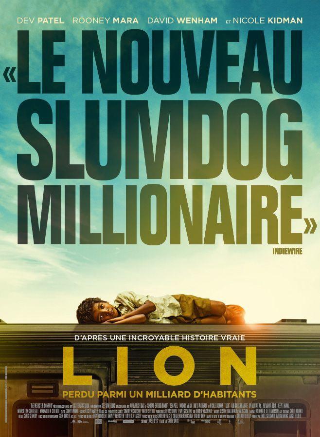 ~ Lion ~ Le nouveau slumdog millionaire ~