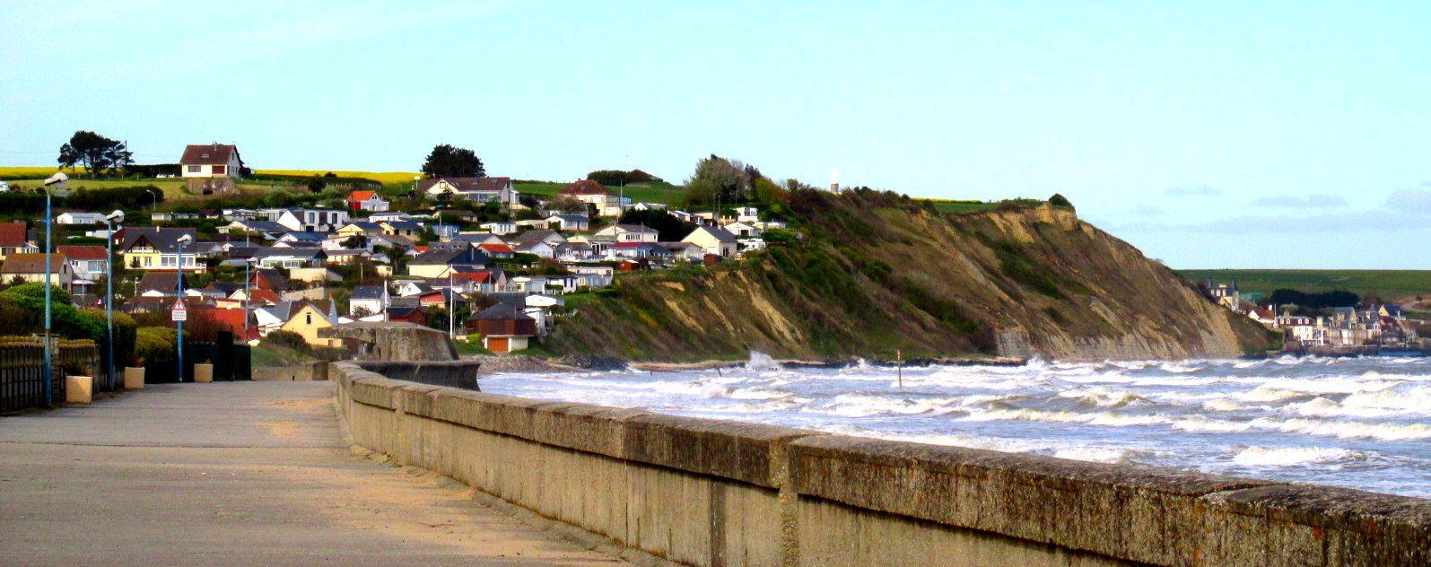 ~ Jour 2 ~ Matinée : A la découverte des faune et flore du littoral ~ Paysage normand ~ La Manche ~