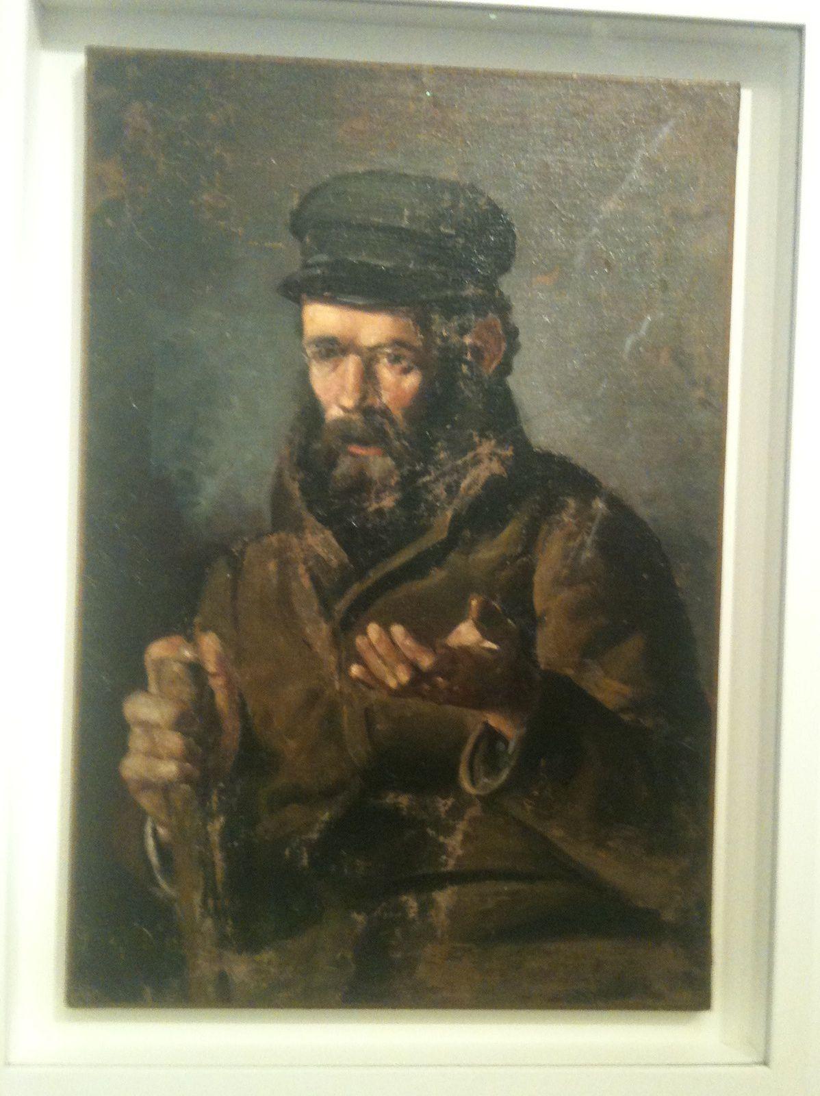 L'homme à la casquette 1895.