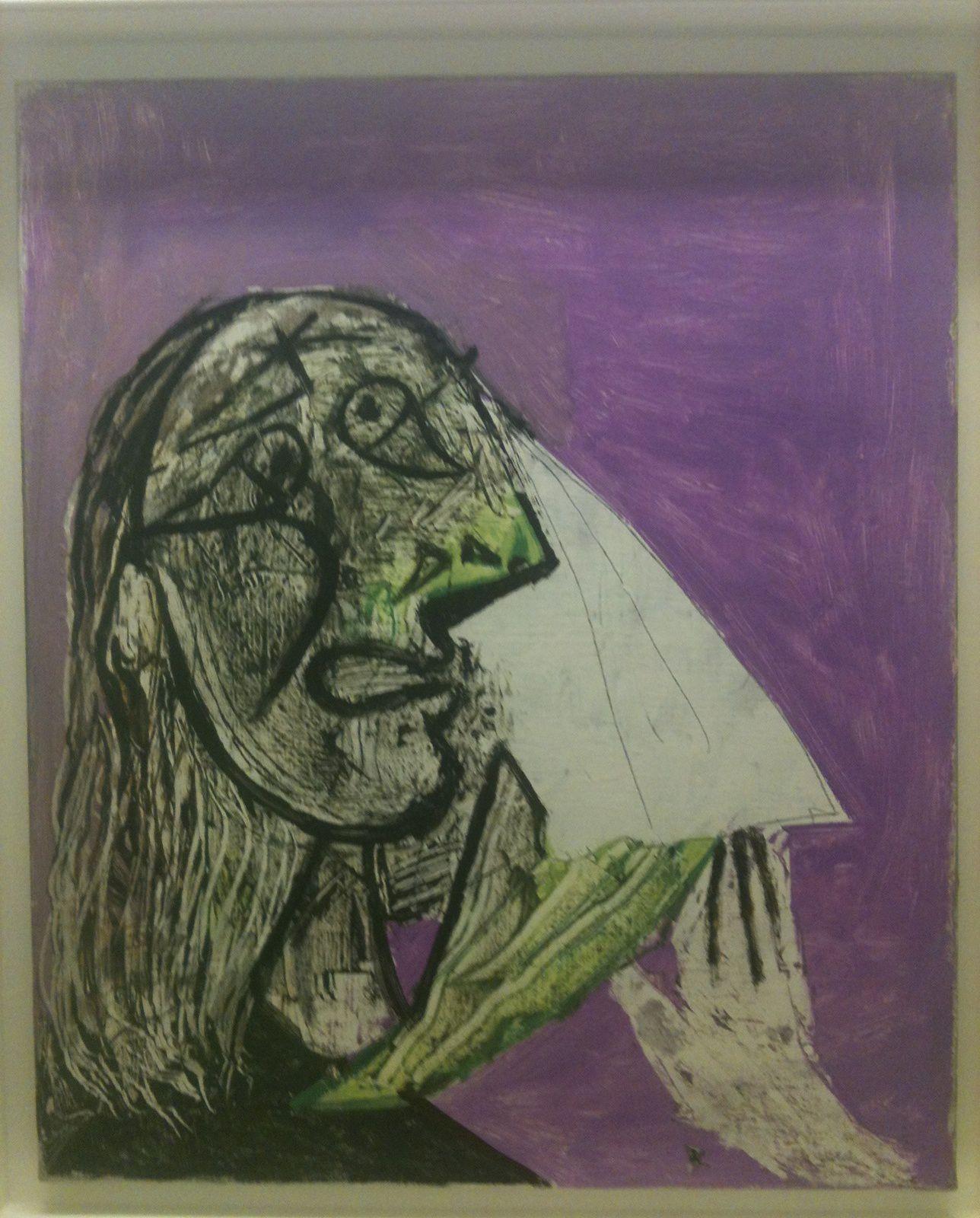 La femme qui pleure 1937