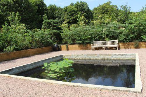 Jardin coréen !!! (jardin avec piscine ?)