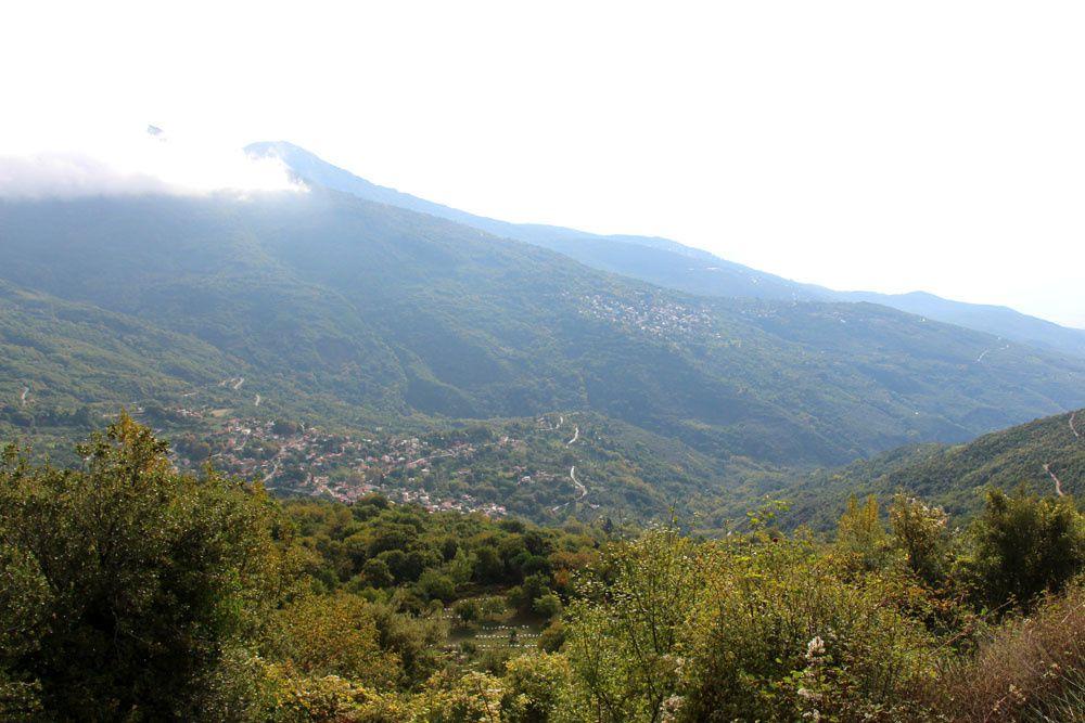 Mont Pélion