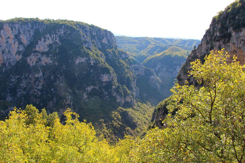 Montagne du Pinde