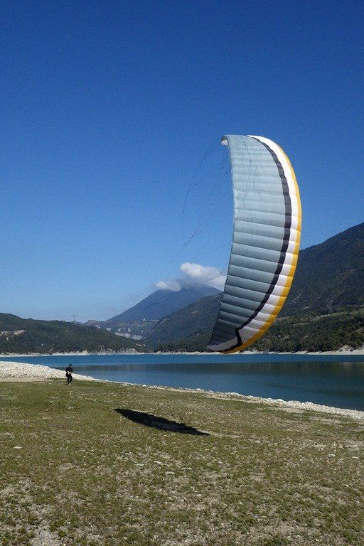 kitefoil et light wind