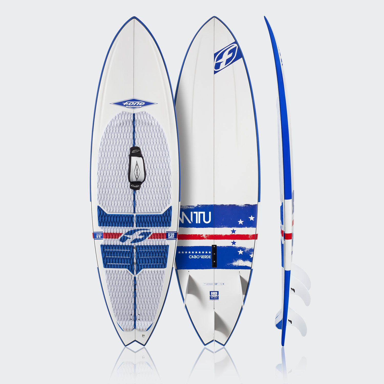 surf F-one Mitu convertible foil au shop Kites And Boards Grenoble