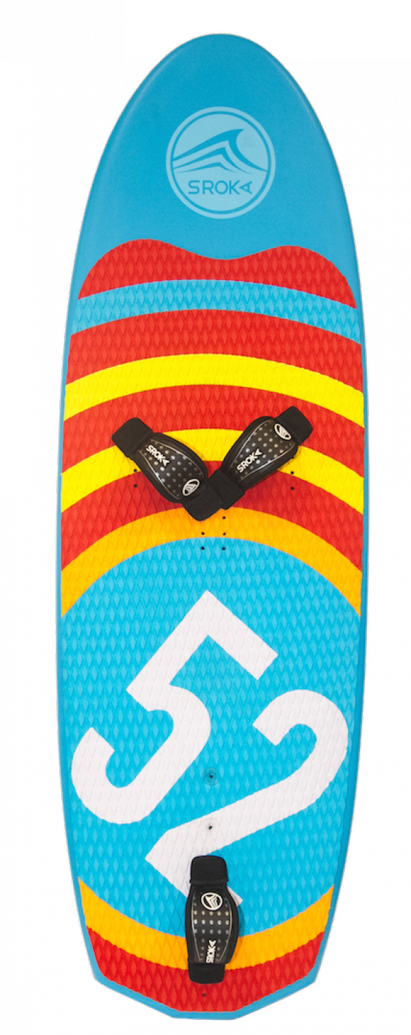 Kitefoil SROKA 2016 au shop kitesandboards Grenoble