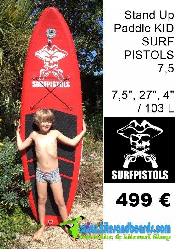 Stand Up Paddle au shop Kitesandboards.com à Grenoble