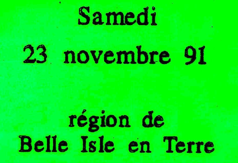 Sortie &quot&#x3B;Saumon&quot&#x3B; à Belle Isle en Terre avec le Centre Régional d'Initiation à la Rivière