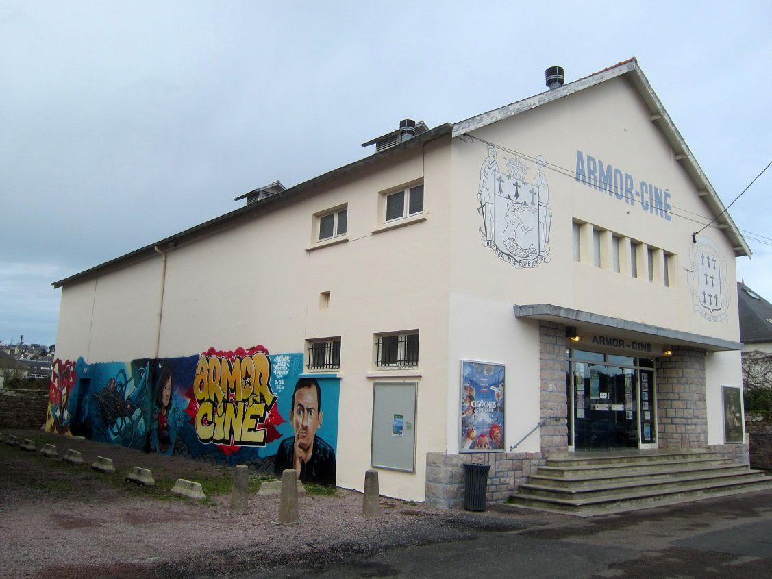 Voici un lieu que je n'ai pas personnellement visité... n'ayant eu le temps de voir aucun des nombreux film présentés.